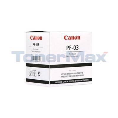 CANON PF-03 PRINT HEAD